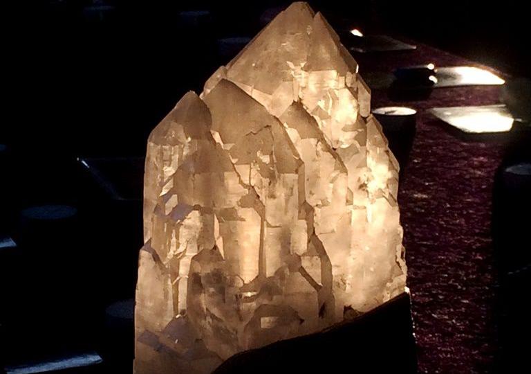 Divine Temple Crystal